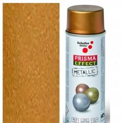Sprej metalický zlato bronzový Prisma effect 400ml Schuller