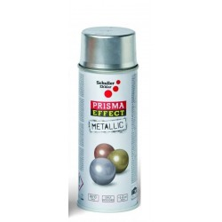 Sprej metalický stříbrný Prisma effect 400ml Schuller