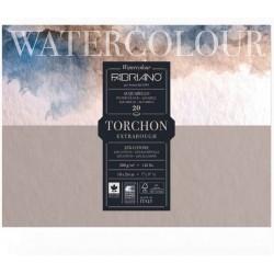 Blok na akvarel 20 listů 300g/m² 23x30,5 cm Torchon Fabriano