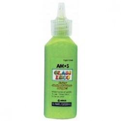 Slupovací barva  svěle zelená, 22 ml