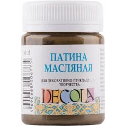 Patina olejová, Antické zlato, Decola, 50 ml