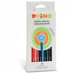 Pastelky sada 12 kusů tuha 2,9 mm Primo