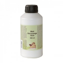 Lepidlo na dekupáž matné 500 ml Daily ART