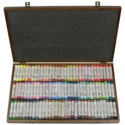 Luxusní sada suchých pastelů 99 ks