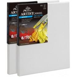 Malířské plátno 100% bavlna 40 x 40 cm 380g/m² Phoenix Artists