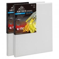 Malířské plátno 100% bavlna 24 x30 cm 380g/m² Phoenix Artists