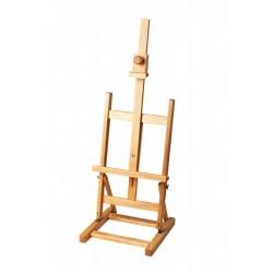 Malířský stojan stolní z masivního bukového dřeva
