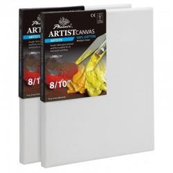 Malířské plátno 100% bavlna 20x20 cm 380g/m² Phoenix Artists