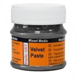 Sametová pasta Černá perlová 50 ml Daily ART