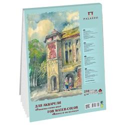 Blok na akvarel A4 280g/m² 20 listů Starý dům Palazzo