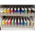 Matné barvy na textil 125 ml Primo